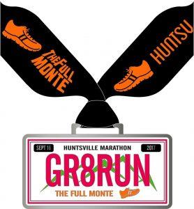 Huntsville Utah Marathon Medal