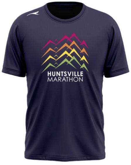 Huntsville Marathon Men 5K 10K Shirt