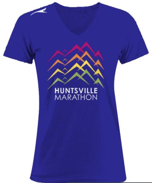 Huntsville Marathon Women 5K 10K Shirt