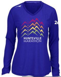 Huntsville Marathon Women's Full Marathon Shirt
